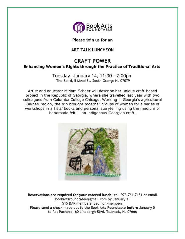 Craft Power in South Orange
